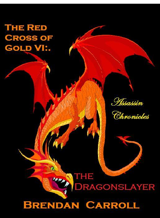 Dragonslayer cover smashwords